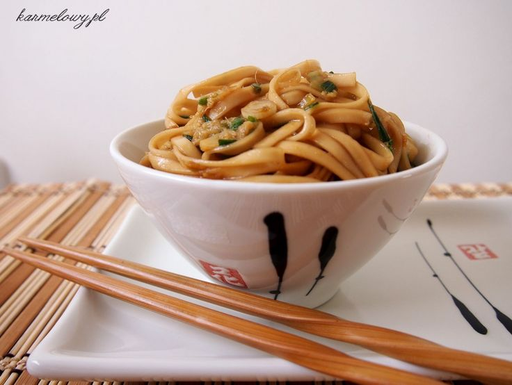 Ginger Scallion Noodles, delisious side dish for every asian style ...