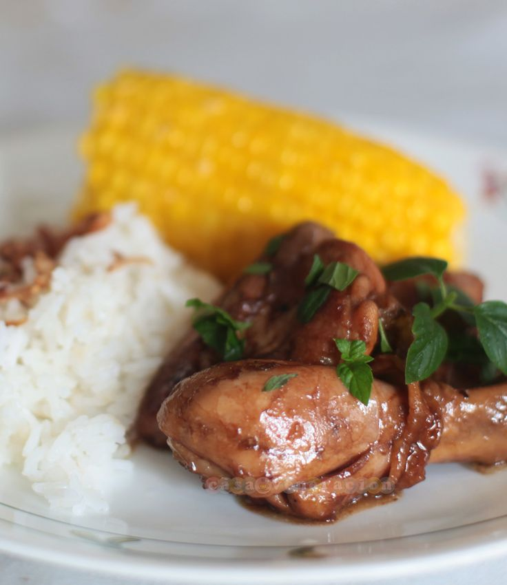 Braised balsamic chicken | Recipe