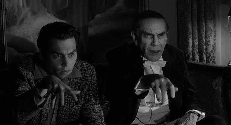 Ed Wood X Bela LugosiEd Wood Bela Lugosi
