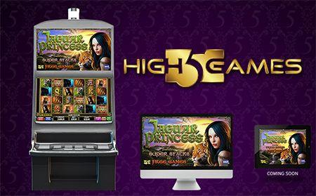 new high 5 slots casino