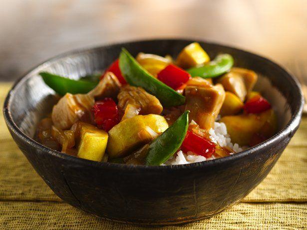 Summer Chicken Stir-Fry | Recipe