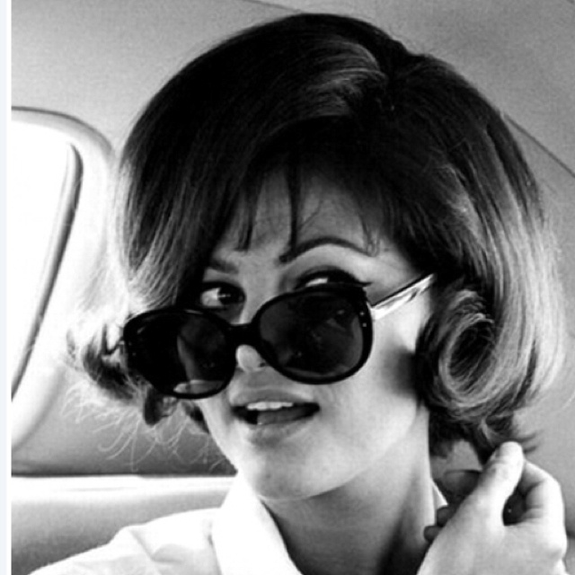 1960's hair...i wish my hair could do this