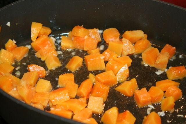 butternut squash and shrimp original recipe from francesca capellino
