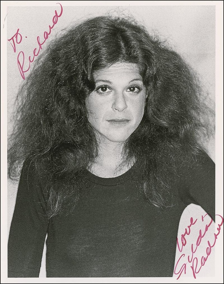 Gilda Radner Net Worth