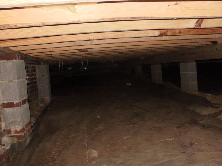 How to Make a Crawl Space Vapor Barrier m