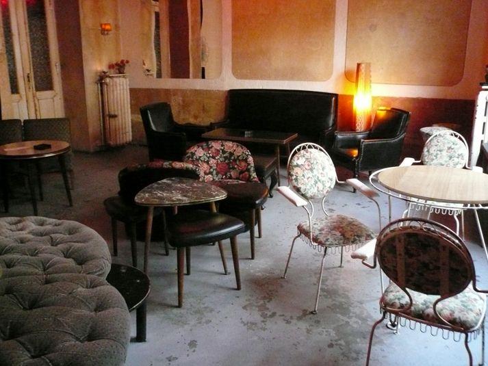 ... Bar Berlin Prenzlauer Berg : HOPSCOTCH *: Wohnzimmer - Prenzlauer Berg