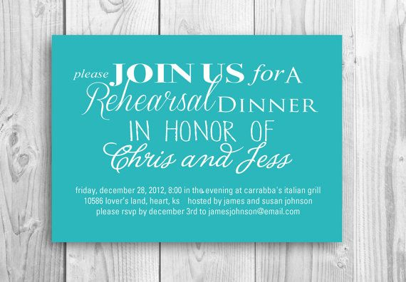 Diy Rehearsal Dinner Invitations is an amazing ideas you had to choose for invitation design