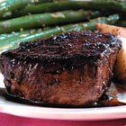 Filet With Rich Balsamic Glaze — Celebrations at Home