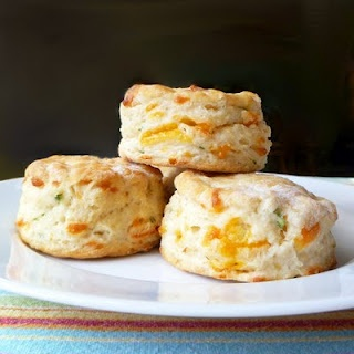Cheddar And Scallion Biscuits Recipes — Dishmaps