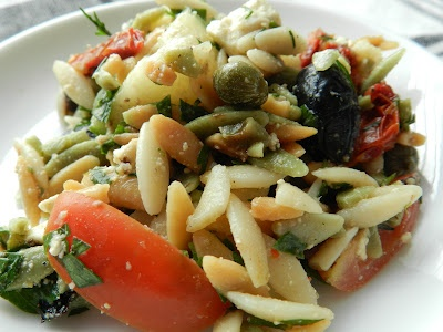 Mediterranean Pasta Salad Pook's Pantry | Pasta, Rice & Grains | Pint...