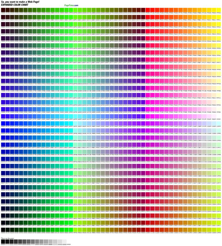 Hex Code Colors Web Tech Infographics Pinterest