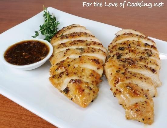 Glazed chicken breast | Healthy Eating | Pinterest
