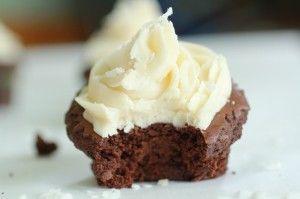 Chocolate Coconut Rum Cupcakes - Cupcake Fanatic
