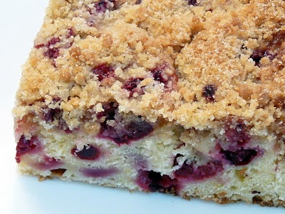 Cranberry Buckle | Wives with Knives