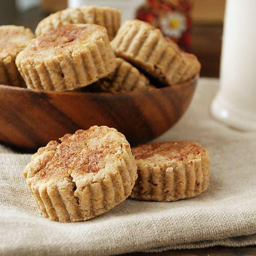 Maple Spiced Scones - Almond Flour, Cinnamon, Cloves, Maple Syrup ...