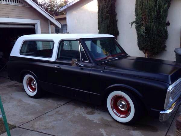1969 Chevy Blazer Craigslist | Autos Post