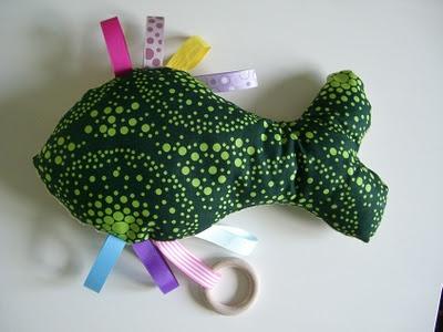 Fish plush sewing pattern my sewing patterns for Puffer fish stuffed animal
