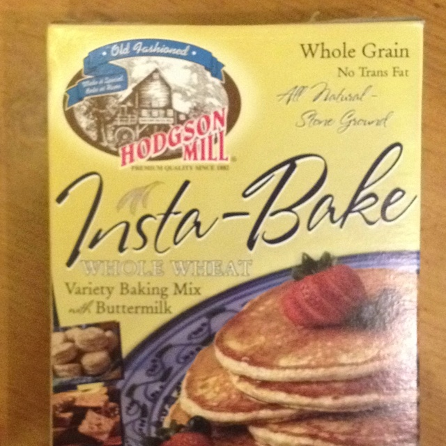 Whole grain pancake and waffle mix | EVOLUTION Approved Foods | Pinte ...