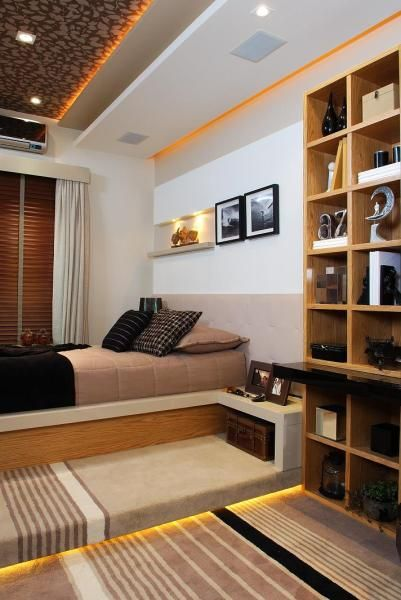 decoracao de interiores quarto de rapaz : decoracao de interiores quarto de rapaz:Casa cor 2009 – Quarto do rapaz 03
