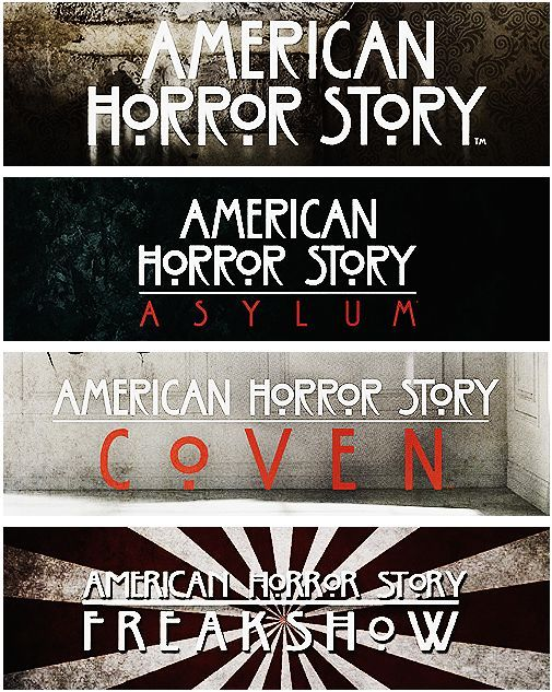 American horror story seasons 1 4