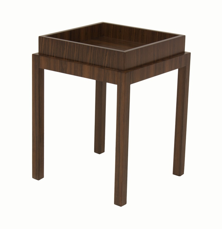 Tray Top Accent Table