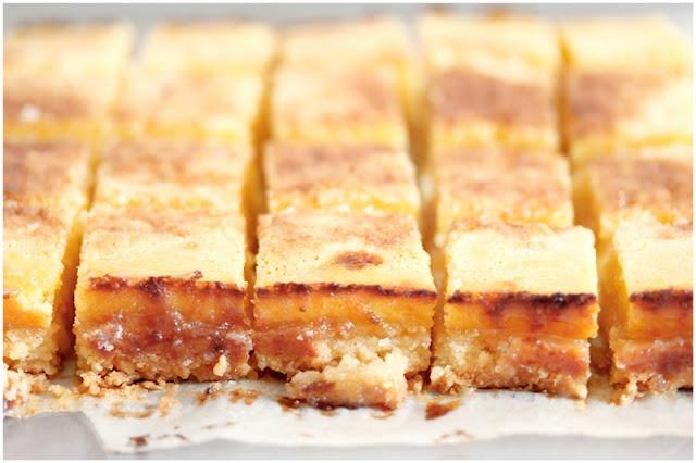 Passion fruit bars   Baking & dessert   Pinterest