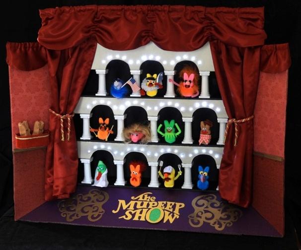 The Mupeep Show