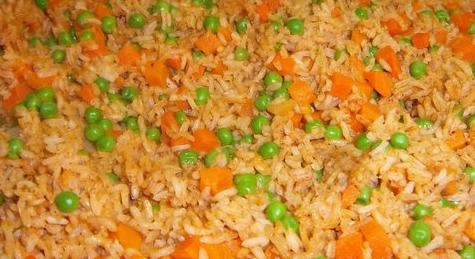 My Mom's mexican red rice | Comida Mexicana ~ Mexican Food | Pinterest