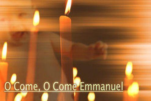 O Come O Come Emmanuel - Bing Images