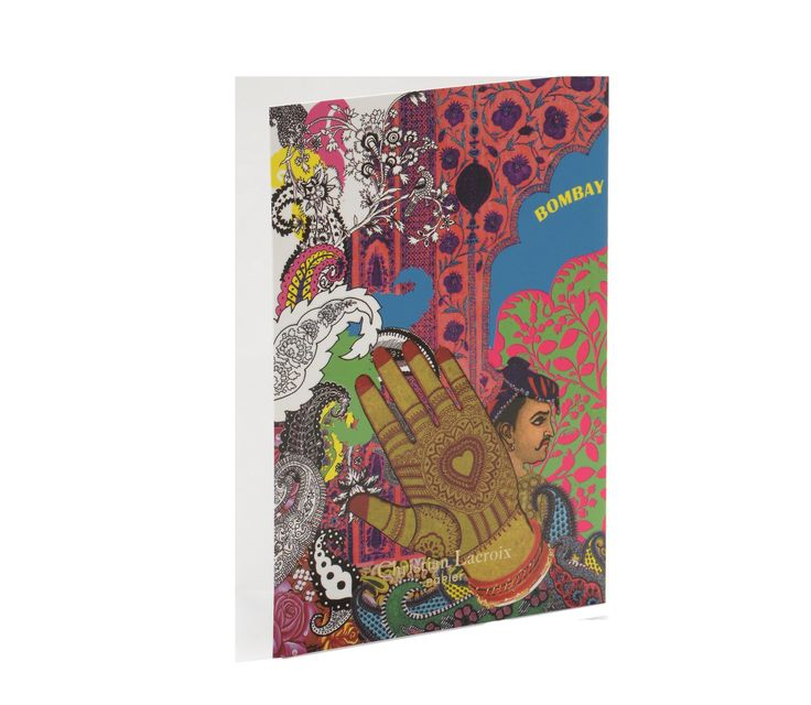 Card Mumbai / Back