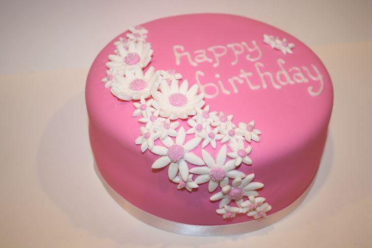 ... Daisy Birthday Cake http://CW-Cakes.com