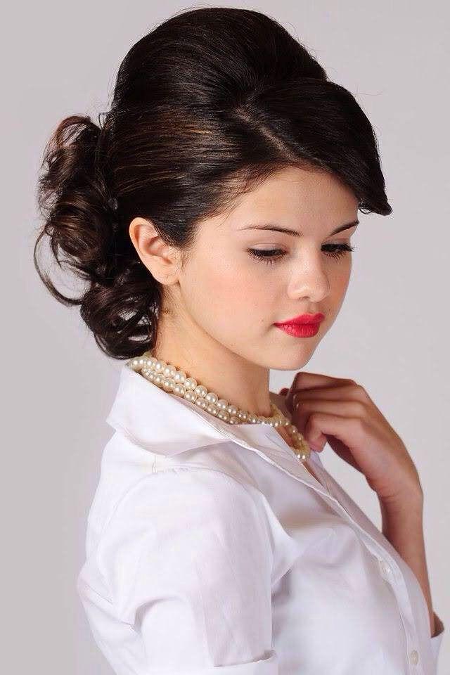 Selena Gomez Hair Style