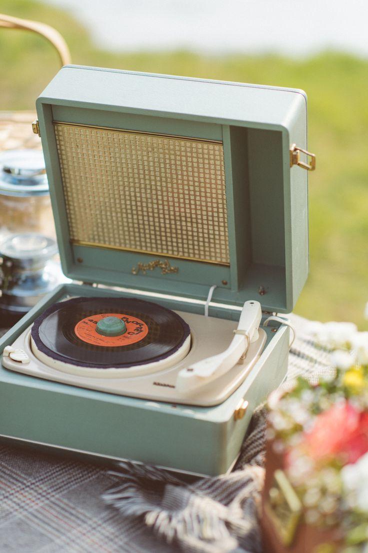 Vintage Record Player Fun Stuff Pinterest