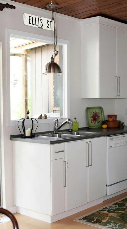 Light Over Sink New Home Kitchen Pinterest