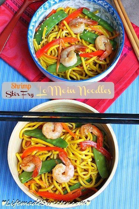 ... happy shrimp stir fry recipe simplyrecipes com happy shrimp stir fry
