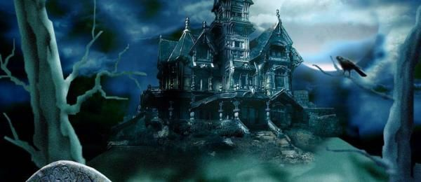 Haunted House Inspiration For Mansion In Liberty Smith A Mystery