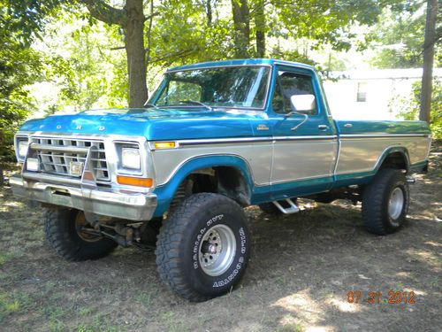 78 ford f150 Car Pictures