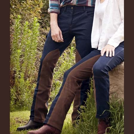 Deluxe Trail Rider's Jeans ~ Made in Vermont