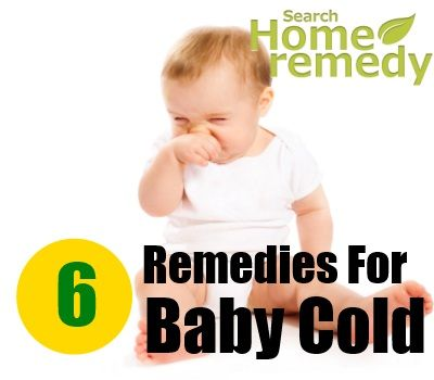 best remedy for head cold in babies