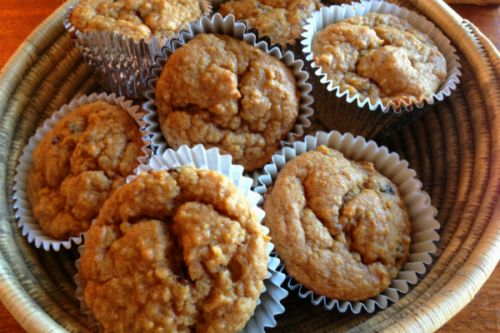 orange cinnamon and date muffins | you're never going to really cook ...