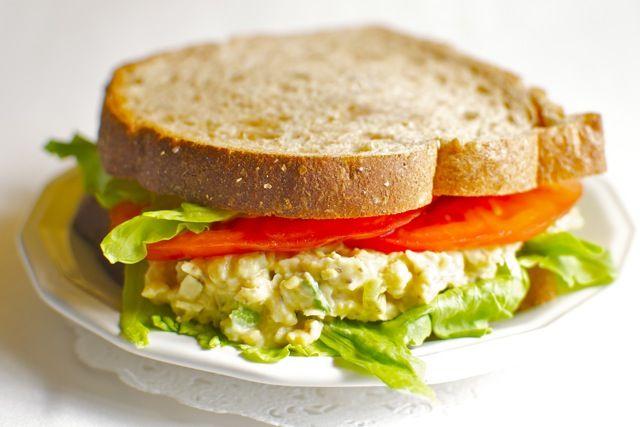 Vegan Tuna Salad | Recipe