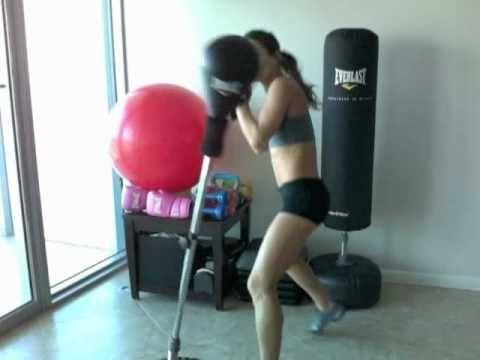 reflex bag workout workouts