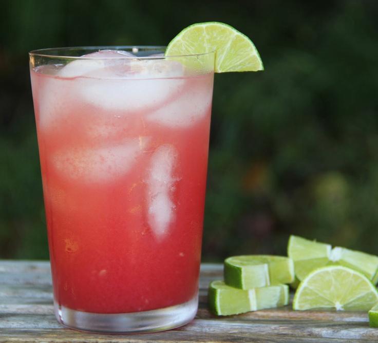 Vodka infused watermelon agua fresca cocktails pinterest for Tea infused vodka cocktails