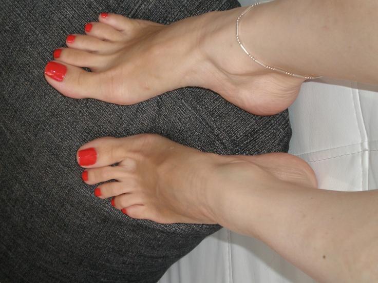 Foot picture pretty sexy toe