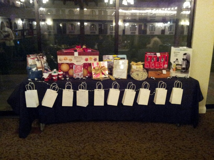 Stag party door prizes