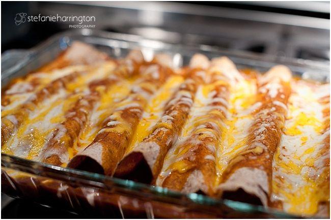 black bean, corn and zucchini enchiladas | recipe | www ...