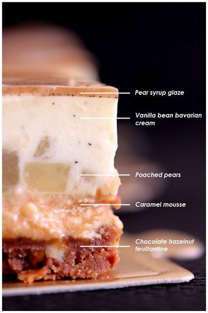 Poire D'Eve | Favorite Recipes | Pinterest