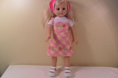 2004 madame alexander 19 quot doll american girl style doll