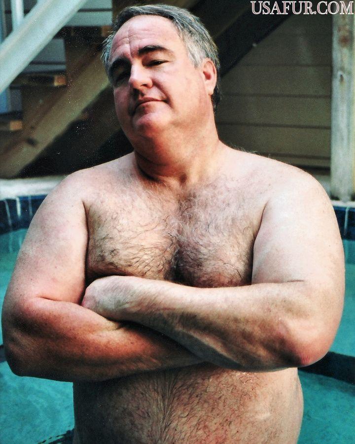 hot looking silverdaddies | Hairy Daddy Gay Muscle Bears