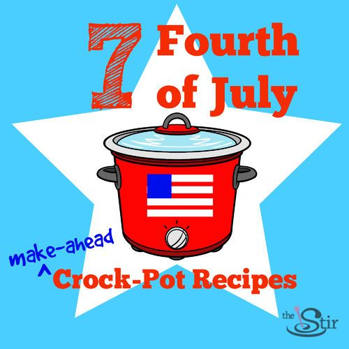 fourth of july make ahead recipes